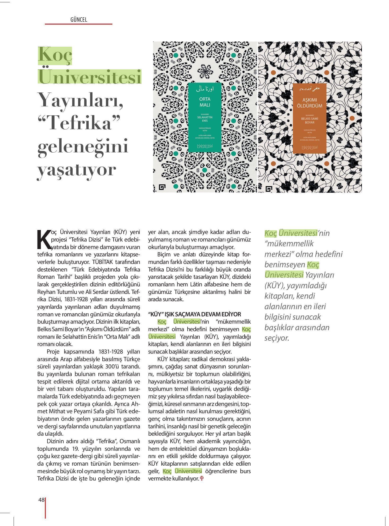 Koç Üniversitesi Öğrencilerinden Çocuk Kitabı Tasarımı' Üzerine Bir Sergi 66