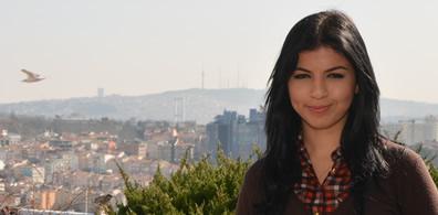 Koç Üniversitesi Hemşirelik Yüksek Okulu Öğrencisi